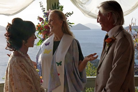 Anne Marie Porter wedding in the USVI