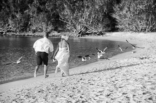 Run away to St John and get married.